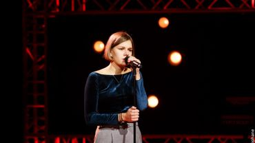 Valentine Brognion remporte la 7e saison de The Voice Belgique