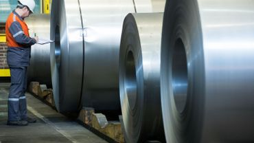 L'an dernier, l'entreprise a traité 6,6 millions de tonnes de produits d'acier pour l'automobile, la construction et l'électroménager notamment.