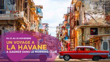 Un voyage à La Havane