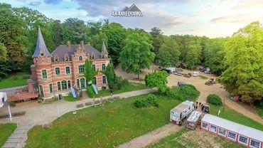Le Château de Chérimont: lieu atypique et centre de loisirs actifs