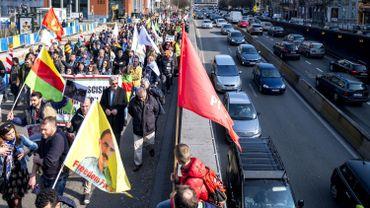 Plus de 120 organisations ont pris part à cette manifestation