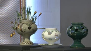 Les vases à crocus : autrefois, une fabrication belge