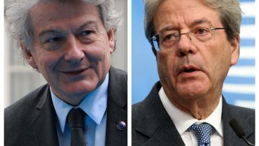 Thierry Breton et Paolo Gentiloni plaident pour des emprunts européens.