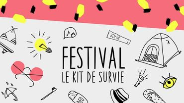 Festivals : kit de survie
