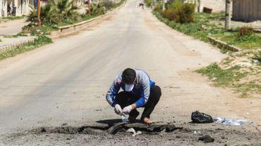Attaque chimique en Syrie: les analyses confirment l'utilisation du gaz sarin