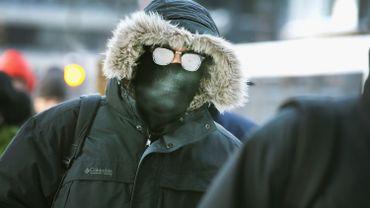 Les habitants de Chigcago se protègent du froid
