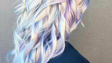 Cheveux Licorne Attention Aux Composants Des Produits De Coloration