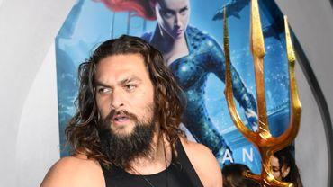 """Jason Momoa à la première d'""""Aquaman"""""""