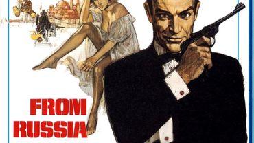 """La première apparition de Blofeld au cinéma remonte à """"Bons baisers de Russie"""" (1963)"""