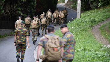 L'armée belge engagera quelque 450 personnes, issues de ses quatre composantes, a indiqué un porte-parole militaire à l'agence Belga.