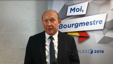 Lierneux: André Samray a prêté serment ce lundi