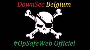Les attaques de DownSec Belgium