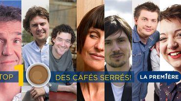 Le Top 10 des cafés serrés : qui est Number One ?