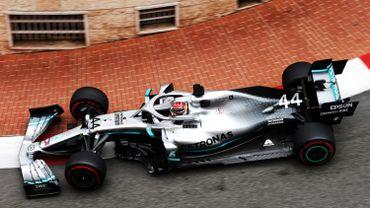 Hamilton a été le plus rapide ce jeudi matin
