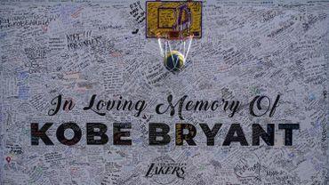 Kobe Bryant était une légende à Los Angeles
