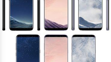 Des images officiels et un prix définitif pour le Samsung Galaxy S8