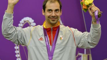 """Lionel Cox : """"Je peux faire l'or à Rio 2016 !"""""""