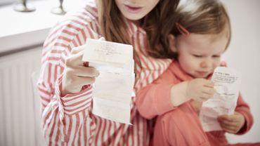 Les pensions alimentaires impayées: un danger de précarité pour les mères