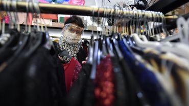 Coronavirus en Belgique: 1,2milliard d'euros de pertes dans les magasins de vêtements, estime Comeos