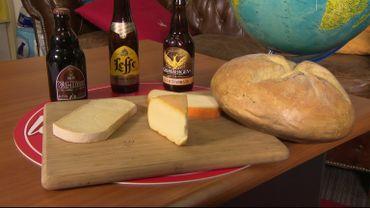 """Le scan: bières et fromages """"d'Abbaye"""", produits locaux ou pas?"""