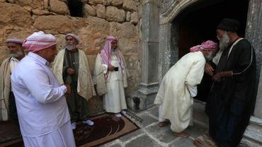 Nobel de la paix: Les Yazidis, une minorité persécutée de longue date en Irak