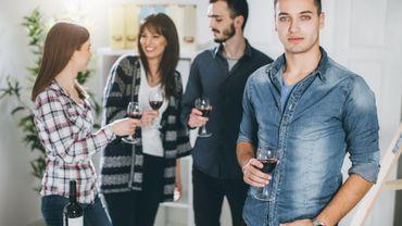 Boire avec modération n'est pas forcément bon pour la santé