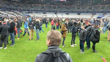 Un agent de sécurité avait refoulé Bilal Hadfi à l'entrée du Stade de France