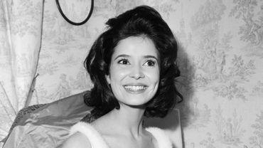 Portrait de Marie-José Nat, datant du 7 décembre 1962. Cliquez en haut à droite de la photo pour afficher les autres images.