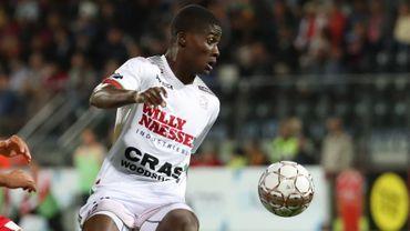 Bedia peut jouer avec Zulte contre Charleroi, où il est sous contrat