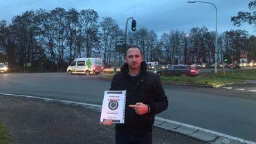 Memo Kurt, un habitant de Trivières, a lancé une pétition qui a déjà récolté plus de 3000 signatures .