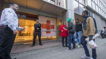 Charles Michel demande une ouverture 24H/24 du WTC III pour les réfugiés