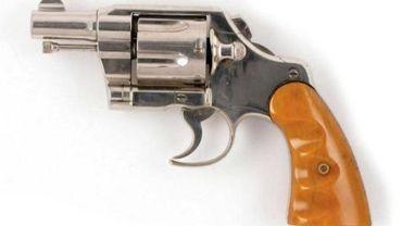 USA: les revolvers de Bonnie et Clyde achetés aux enchères 500.000 dollars