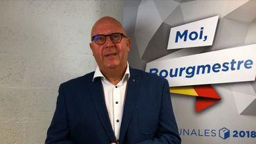 Stoumont: Didier Gilkinet prête serment ce lundi