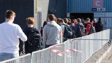 3.000 personnes pourront se faire vacciner par jour au Flanders Expo de Gand
