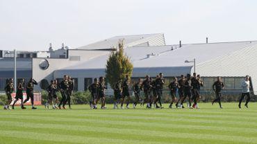 Roberto Martinez attend 28 joueurs à Tubize ce lundi après-midi