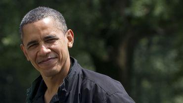 """L'album reprendra l'interprétation d'""""Amazing Grace"""" chanté par Barack Obama."""