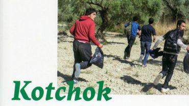 Kotchok, Sur la route, avec les migrants. Par Claire Billet et Olivier Jobard.