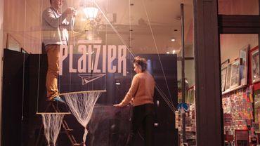 Labyrinthe #series -  L'art de tisser dans la ville d'Élise Peroi