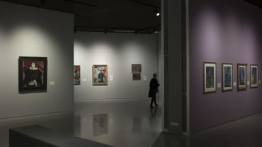 """""""Promesses d'un visage, l'art du portrait des Primitifs flamands au selfie"""" aux Beaux-Arts"""