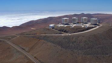 Chili: le paradis des astronomes menacé par la pollution lumineuse