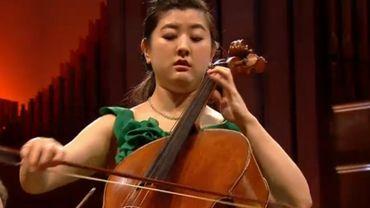 Ayano Kamimura, demi-finaliste