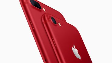 iPhone 7 rouge, nouvel iPad et application vidéo : le tour des nouveautés d'Apple