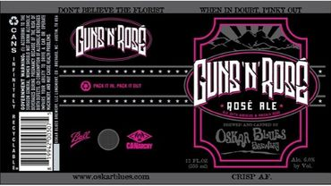 Guns N' Roses vs Guns N' Rosé