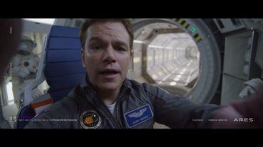 """Le teaser de """"The Martian"""" a été visionné plus de 18 millions de fois"""