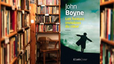 """Livres: """"Les fureurs invisibles du cœur"""", plongée dans le destin"""