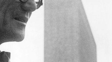 Le Corbusier à New York, États-Unis, 1959