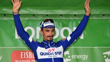 Quick-Step à la fête en Slovaquie: Alaphilippe remporte le général, Jakobsen la dernière étape