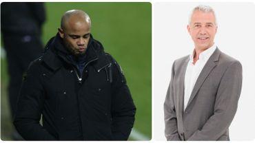 Eupen-Anderlecht: Lawrence méritait la rouge, et Kompany la jaune?