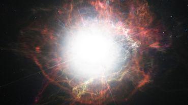 Chili: des scientifiques observent le moment critique avant la mort des étoiles