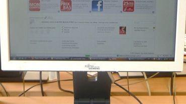 Un site internet de commerce en ligne